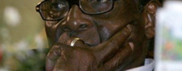 Mugabe a huge embarrasment for Africa