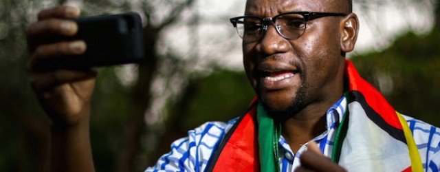 Political violence in Zimbabwe starts from the top