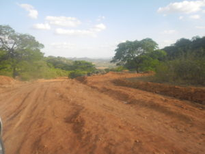 Ngwere Road reconstruction after COTRAD engages Zaka RDC
